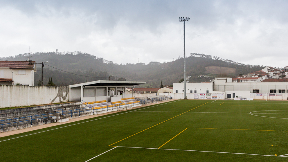 Sports Complex Of S. Jorge