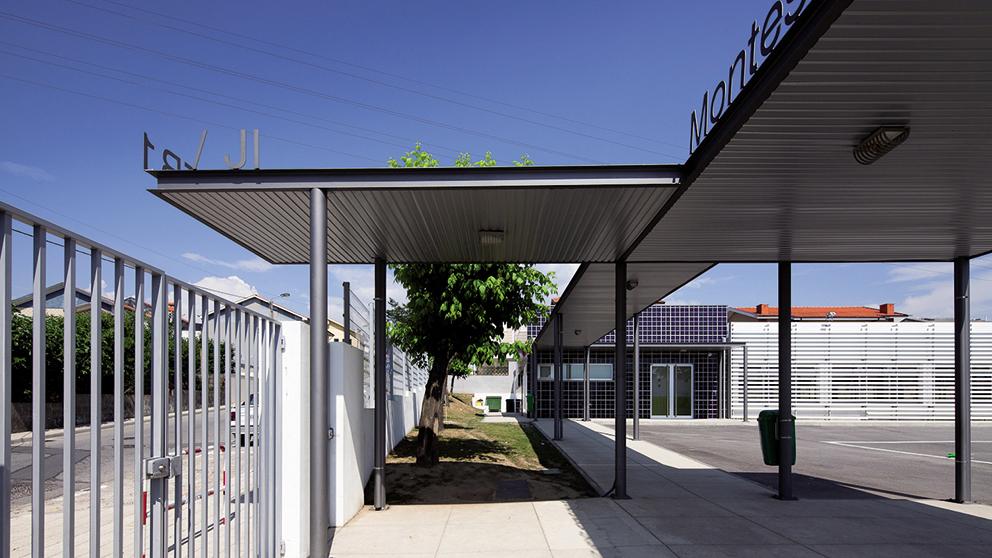 Escola Básica E Jardim De Infância De Montes Da Costa