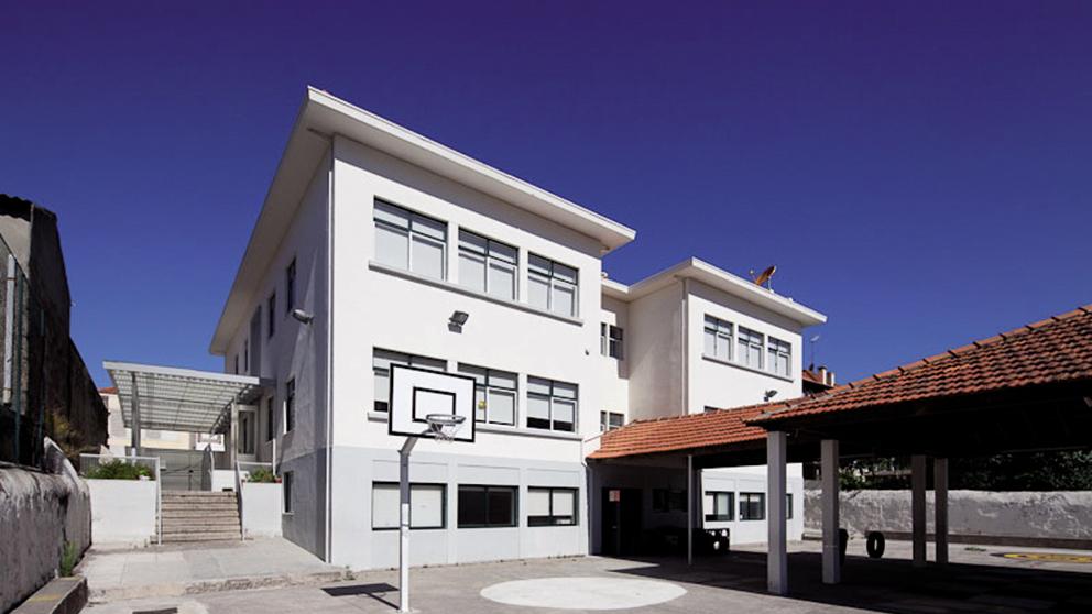 École Primaire Et Crèche De Infância De Lordelo