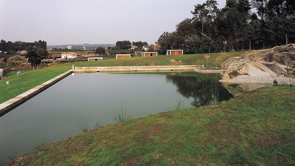 Parque Lazer De Moutidos